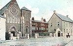 Laois - Mountmellick - Convent and Chapel