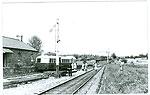 Leitrim - Dromahair - Railway photo (old b/w Irish photo)
