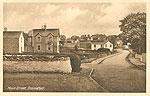 Leitrim - Dromahair - Main St (old b/w Irish photo)