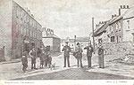 Leitrim - Drumshambo - Street scene (old b/w Irish photo)