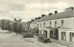 Limerick - Adare - Dunraven Arms Hotel (old b/w Irish photo)