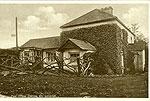 Limerick - Clarina - Post Office (old b/w Irish photo)