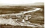 Limerick - Shannon - Shannon Electric Scheme (old b/w Irish photo)