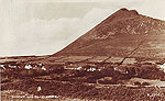 Mayo - Achill - Photo of Slievmore
