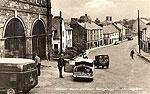 Monaghan - Ballybay - Lr. Main St (old Irish photo print)