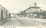 Offaly - Clara - Railway Station