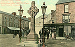 Tipperary - Cashel - Market Cross