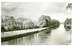 Tipperary - Clonmel - River Suir and Slievenamon