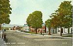 Tyrone - Cookstown - Millburn Street (old colour Irish photo)