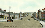 Tyrone - Cookstown - Loy Hill (old colour Irish photo)