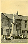 Tyrone - Moy - War Memorial