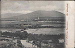 Waterford - Mount Melleray Abbey, Cappoquin (old b/w Irish photo image)
