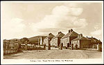 Waterford - Mount Melleray Abbey - Entrance (b/w Ireland print)