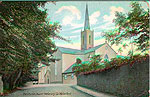 Waterford - Mount Mellerary - The Church (old colour Irish photo)