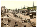 Waterford City - Scene on the Quays (great old Wateford picture)