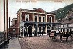 Waterford City - Railway Station (old Irish photo print)