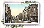 Waterford Town - Barronstrand St - Shamrocks (old Irish print)