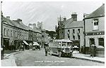 Westmeath - Athlone - Church St (old b/w Irish photo)