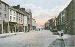 Westmeath - Mullingar - Greville Street (old colour Irish photo)
