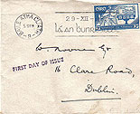 Ireland 1937 Constitution High Val FDC