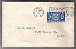Ireland 1939 American Constitution First Day Cover