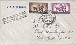 Ireland 1960 FDC United Nations (UN Year of Refugees)