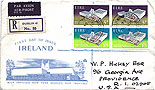 Ireland 1964 Irish FDC New York