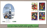Ireland 1990 Fdc Christmas First Day Cover (an Post)