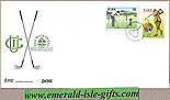 Ireland 1991 Fdc Golf First Day Cover (an Post)