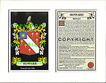 HOSEY to HUSSEY Family Crest and Name History