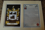 Hogg Family Crest and Name History