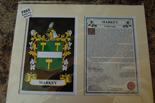 Markey Family Crest and Name History
