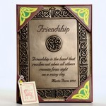 Celtic Friendship Plaque