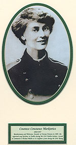 Countess Markiewicz Easter Rising