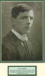 Sean Connolly 1st Casualty Easter Rising
