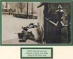 Easter Rising 1916 British Troops Mount St