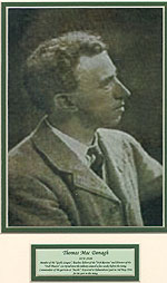 Thomas Macdonagh 1916 Rising