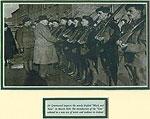 1920 Ireland Sir Sydney Greenwood (Inspecting Black & Tans)