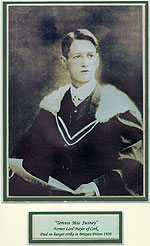 Terence MacSwiney Lord Mayor Of Cork (Died on hunger strike)