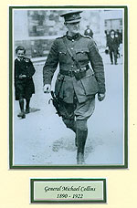 Michael Collins On Walkabout