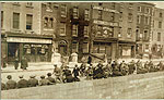 1922 Irish Civil War Escorting Republican Prisoners (Free State troops)