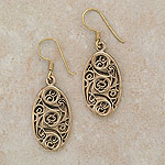 Intricate Celtic pattern Bronze