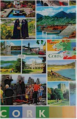 County Cork Poster by John Hinde