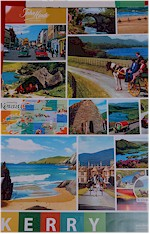 County Kerry Poster by John Hinde