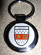 Carlow County Souvenir Keyring (The Scallion Eaters)