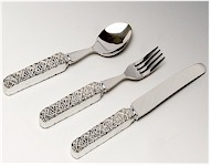 Celtic Cutlery by Mullingar Pewter