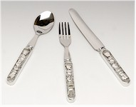 Claddagh Design Cutlery set