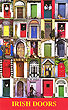 Traditional Doors Of Ireland Irish Poster