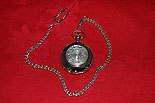 Brady Coat of Arms Crest Pocket Watch