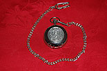 Casey Coat of Arms Crest Pocket Watch